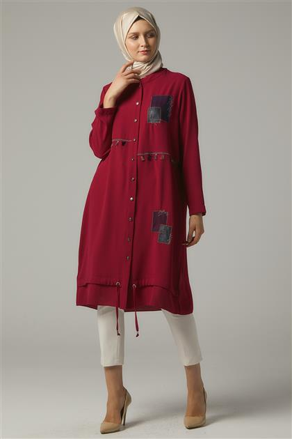Tunic-Fuchsia DO-A9-61126-04