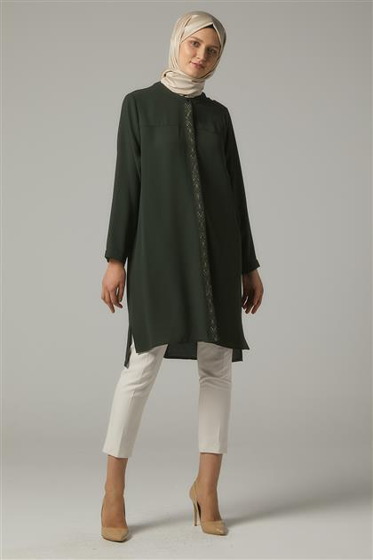 Tunic-Khaki DO-A9-61137-21