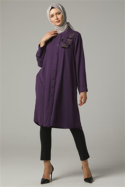 Tunic-Purple DO-A9-61158-24
