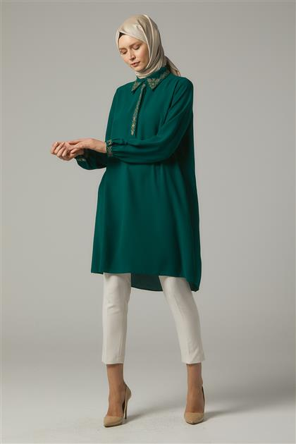Tunic-Green DO-A9-61146-25