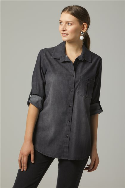 Shirt-Anthracite 50