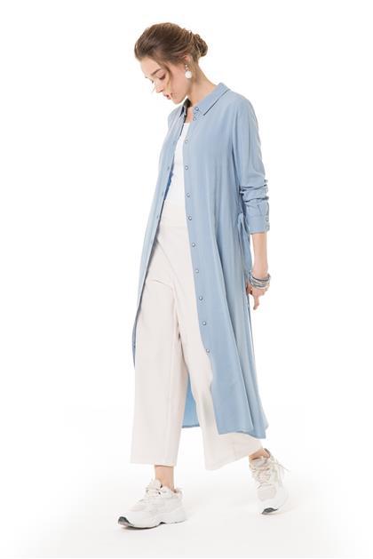 Blue Tunic V20YTNK45021