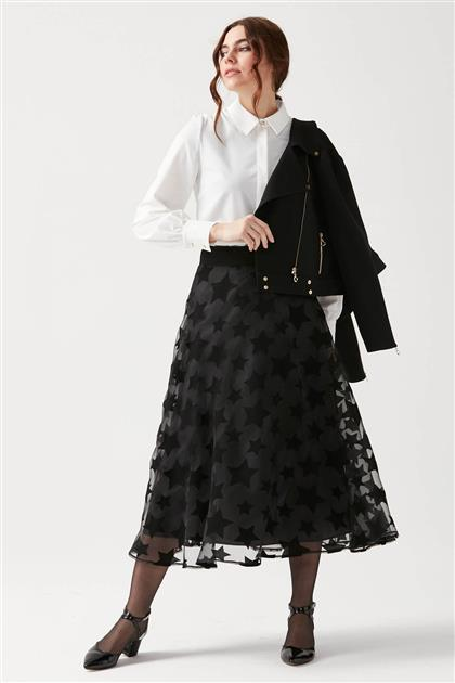 Black Skirt V19YETK20004