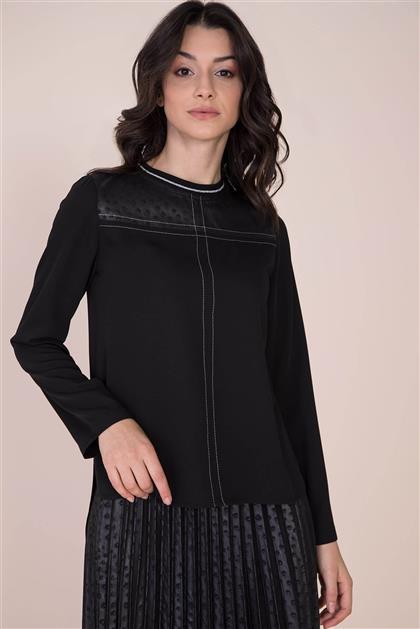 Bluz-Siyah V19KBLZ12002-01