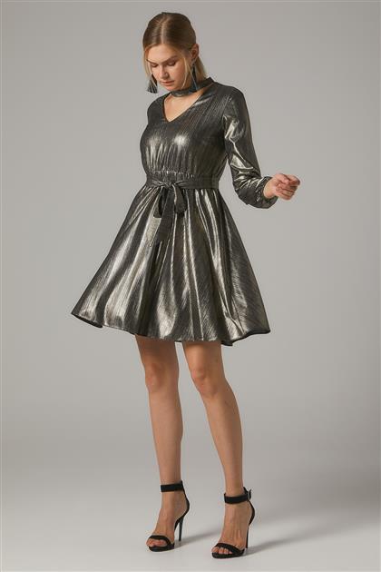 Elbise-Gold KA-B20-23011-63