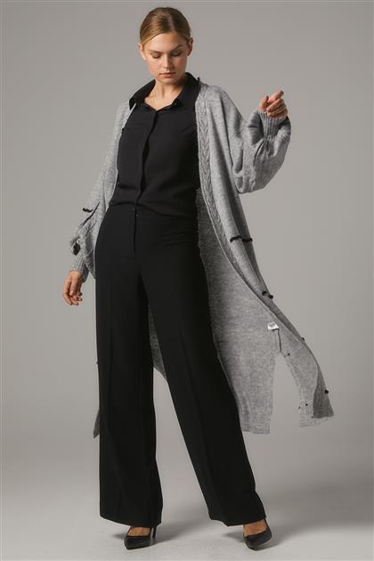Cardigan-Gray 2053-04