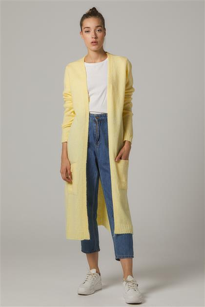 Cardigan-Yellow 2067-29