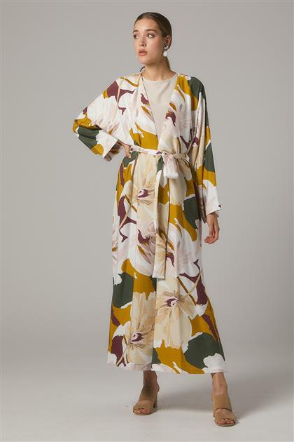 Kimono-Desenli 20Y4003-145