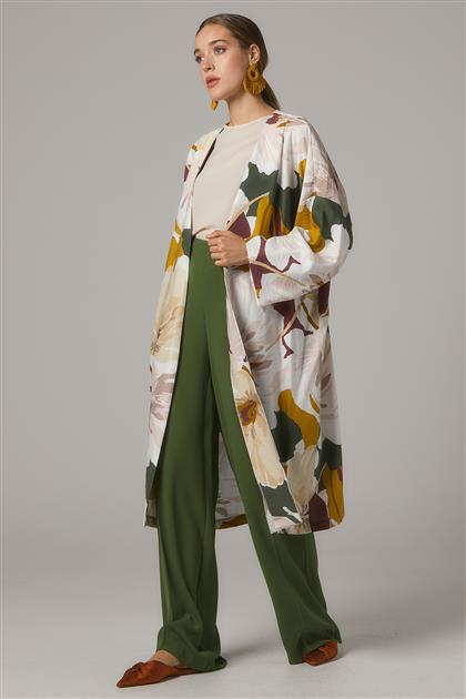 Kimono-Desenli 20Y4004-145