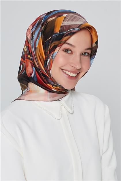 Armine Twill İpek Eşarp 8403-35
