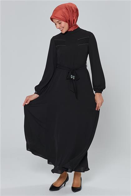 Armine Elbise Siyah 20Y906