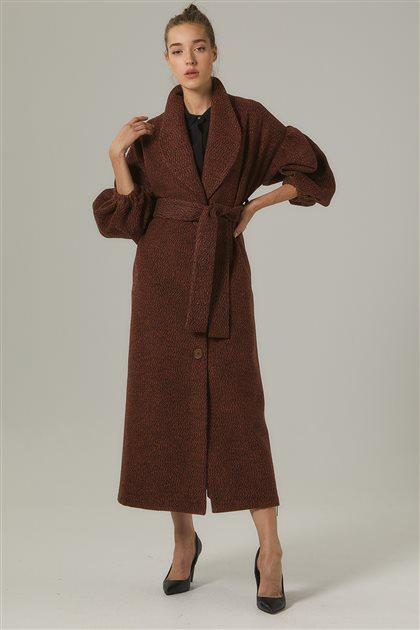 Coat-Cinnamon SK1099-57