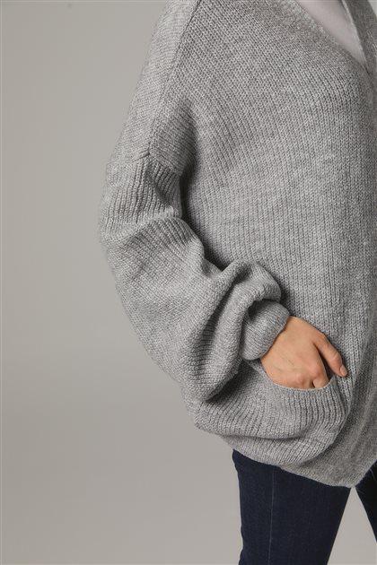Cardigan-Gray 2079-04