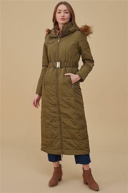 Coat-Khaki KA-A8-27008-21