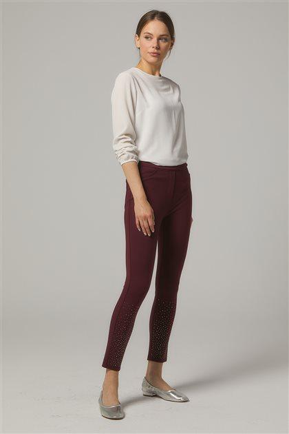 Pants-Claret Red 3212-67