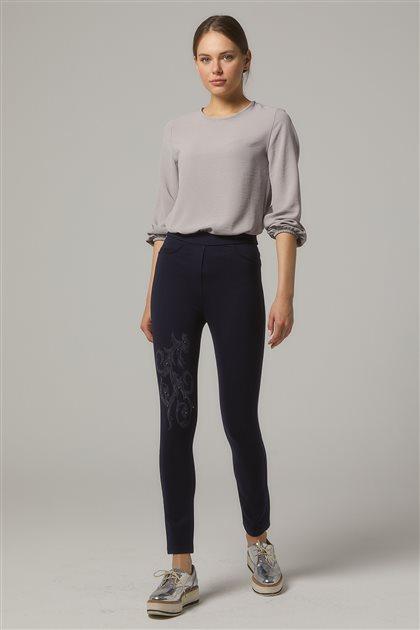 Pants-Navy Blue 3329-17
