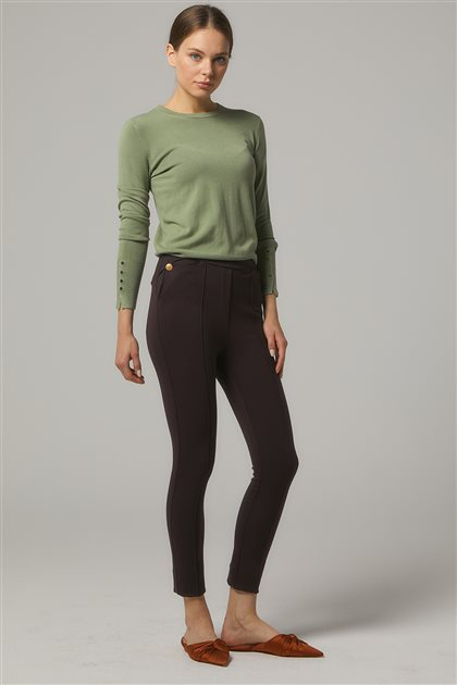 Pants-Brown 3332-68