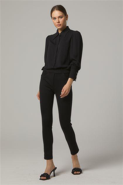 Pants-Black 3411-01