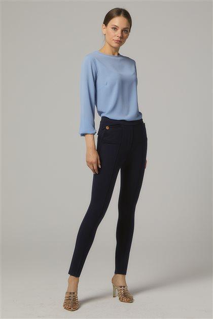 Pants-Navy Blue 3332-17