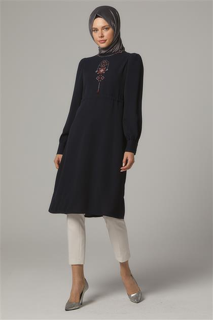 Tunic-Navy Blue DO-A9-61178-11