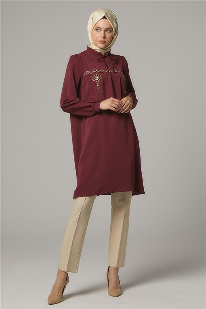 Tunic-Claret Red DO-A9-61121-26