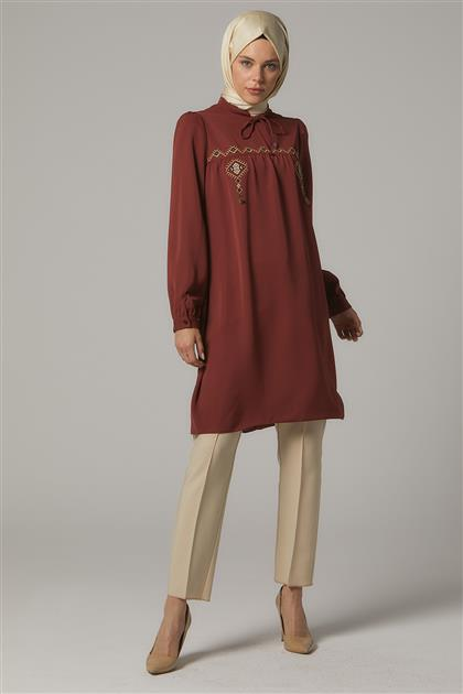 Tunic-Cinnamon DO-A9-61121-60