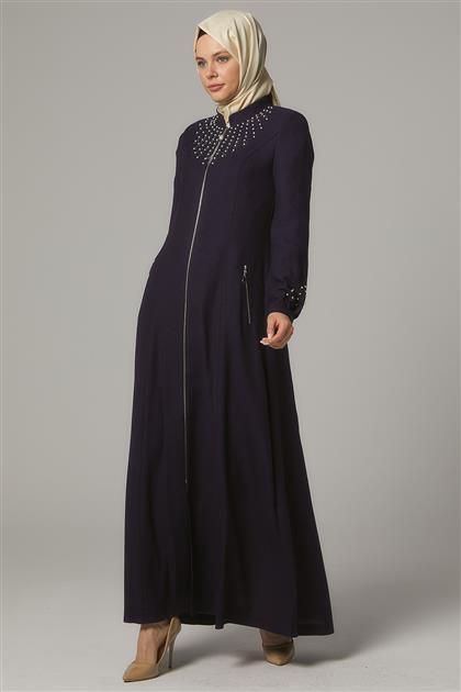 ملابس خارجية-أزرق غامق DO-B9-65057-74