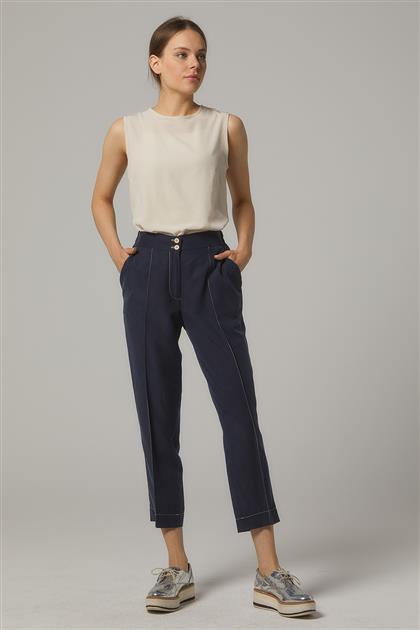 Pants-Navy Blue KY-B20-79021-11