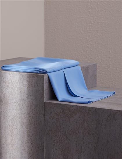 Düz Renk Şal Mavi A20-SAL34-09