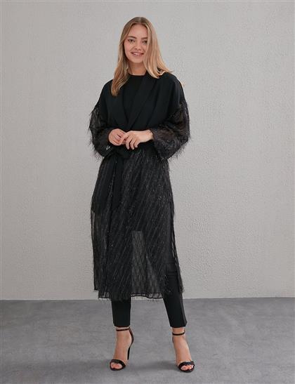 ملابس خارجية-أسود KA-A20-25014-12