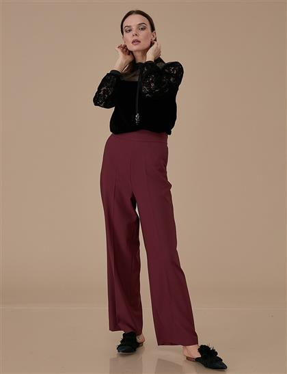 KYR Pants Claret Red A20 79551