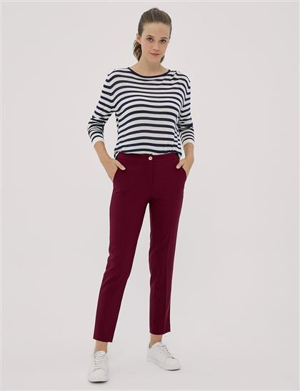 KYR Pants Claret Red A20 79552