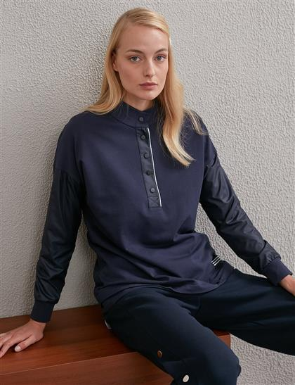 KYR Sweatshirt Navy Blue A20 81512