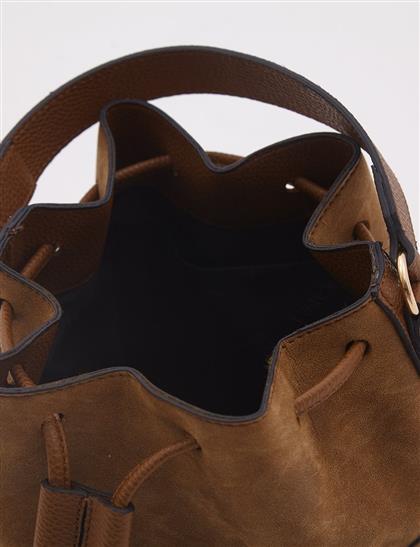 Bucket Çanta Taba A20 CNT32