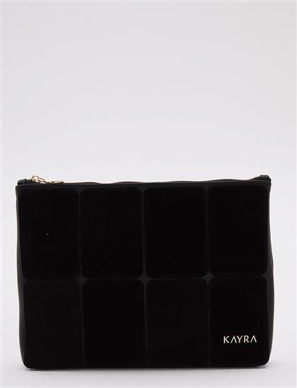 Parça Detaylı Çanta Siyah A20 CNT17