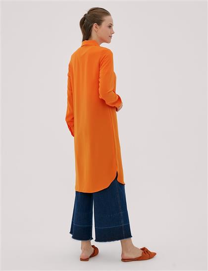 Basic Tunik Orange SZ 21502