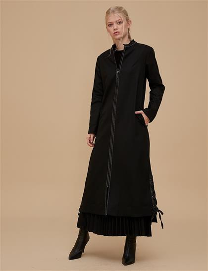 Skirt Coat Black A9 17052