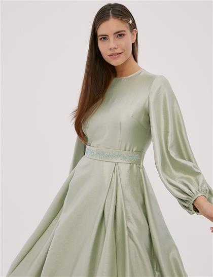 Dress Water Green A20 23029