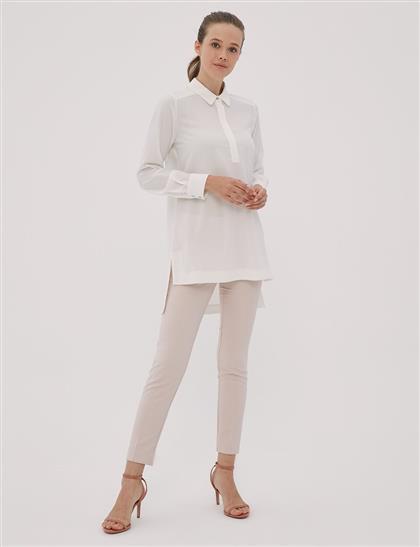 Basic Tunik Beyaz SZ 21500