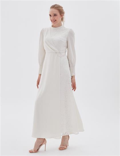 Dress White A20 23006