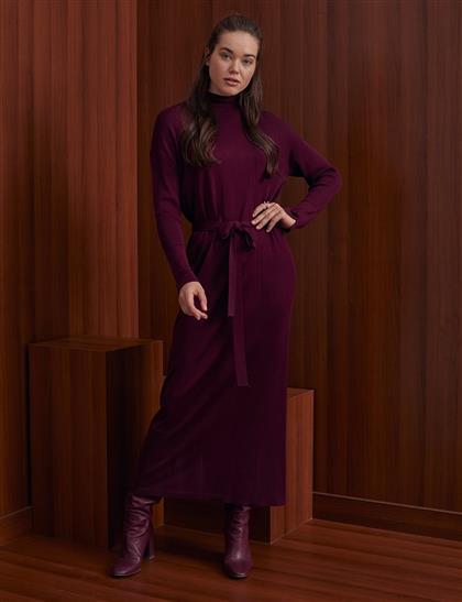 Dress Claret Red A20 TRK30