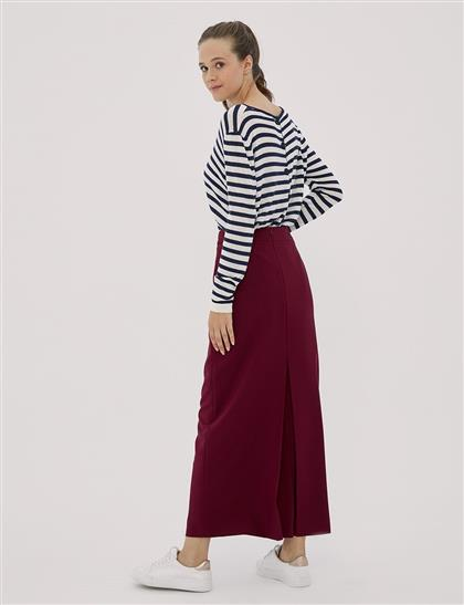 Skirt Claret Red SZ 12500