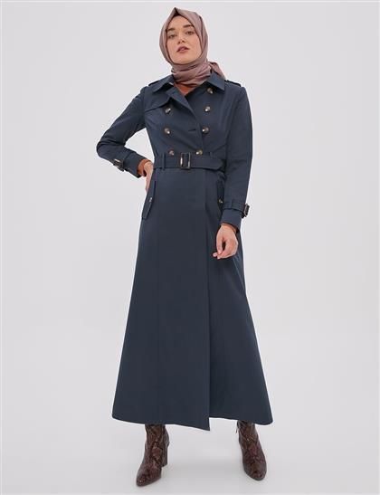 Topcoat Navy Blue A20 15008