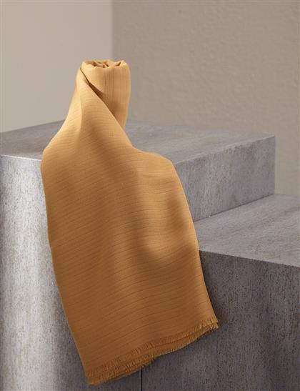 Düz Renk Şal Camel A20 SAL32
