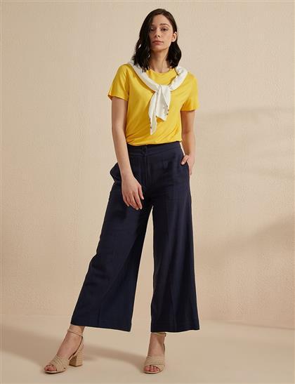 T-Shirt Yellow B20 10118