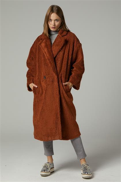 Coat-Cinnamon MR-5474-60