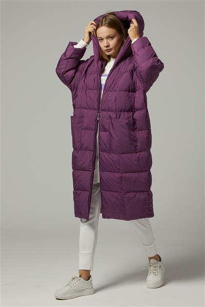 Coat-Purple MR-1453-24