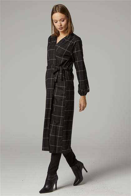 ملابس خارجية-أسود 1455F-01