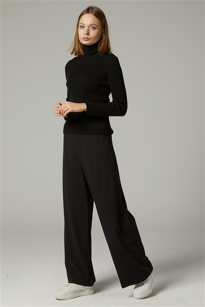 Pants-Black 2347F-01