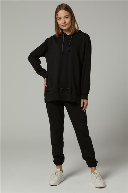 Tunic-Black 30365-01